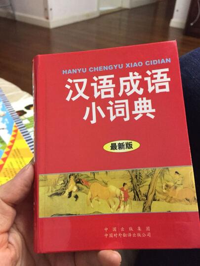汉语成语小词典(最新版) 晒单图
