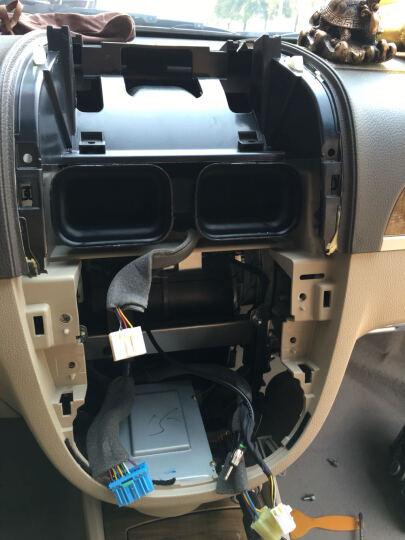 途新智能车机别克新凯越全新英朗威朗君威昂科拉昂科威jeep自由光汽车车机车载倒车影像导航仪一体机 4G/WIFI版导航-后视-1080P记录仪 晒单图