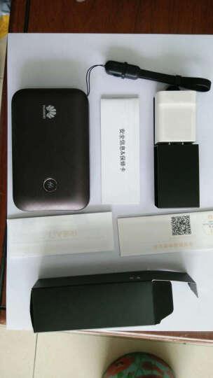 华为(HUAWEI) E5573s 车载wifi 4g无线路由器直插SIM卡移动随身随行 白色 S 晒单图