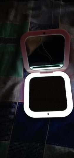 HELLO KITTY多功能充电宝化妆镜带led灯 生日礼物送女友七夕礼物 公司福利礼盒包装含手提袋KT1510 晒单图