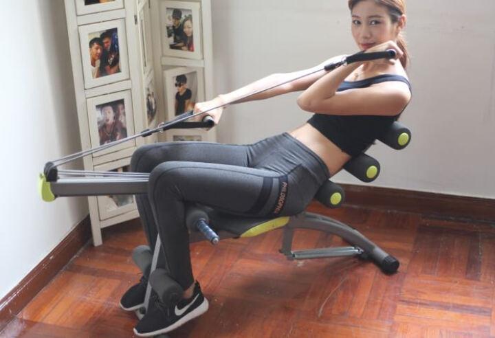 万达康(WONDERCORE) 多功能仰卧板健身器材家用运动收腹机仰卧起坐板练腹肌健腹器 豪华版 晒单图