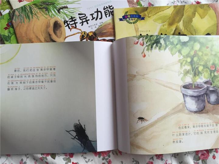 昆虫记(彩绘注音版)(套装共10册) 晒单图