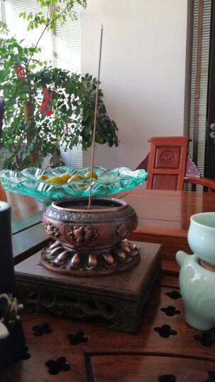 迦印堂 越南沉香线香熏香家用 天然 九宾迎客香 迎客香-水厓(惠安沉香60g)第二件5折 晒单图