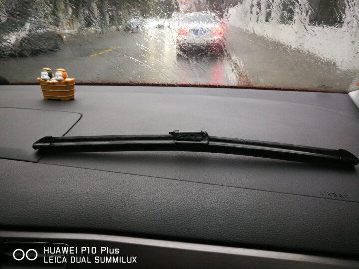 标娅诺 大众 专用雨刷条 雨刮器片胶条 无骨 雨刷胶条 途安L/高尔夫嘉旅 胶条/对装 晒单图
