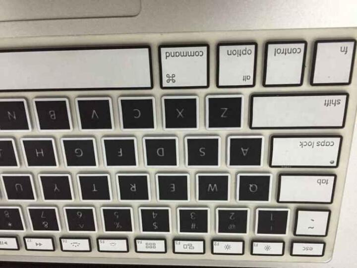 倍晶 mac苹果macbook笔记本air电脑pro13.3键盘保护13贴12彩色15膜新Pro16 透光升级版土豪金 老款Air13/老款Pro13/15 晒单图