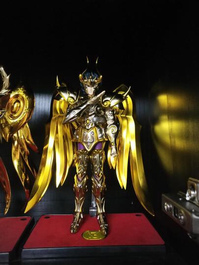 Bandai/万代 圣衣神话 神圣衣  黄金圣斗士人偶 EX 黄金魂 神白羊座 穆先生 晒单图