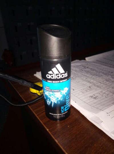 阿迪达斯(Adidas) 【海外进口】阿迪达斯Adidas 男士运动香体喷雾除臭止汗剂 天赋喷雾150ml 晒单图
