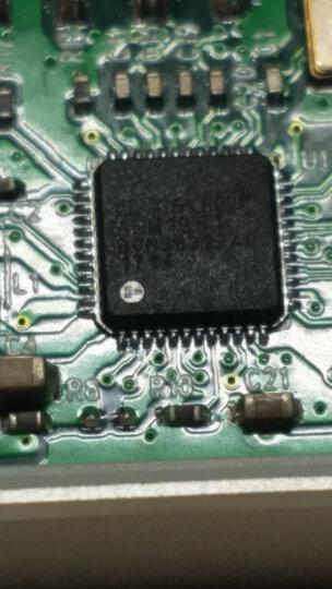 LINKREAL 移动硬盘USB3.1高速2.5英寸Type-C兼容Mac 雷电3 硬盘盒 科技银 2T 晒单图