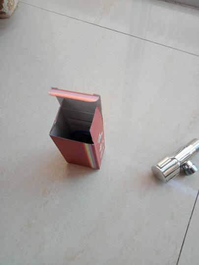 莱尔诗丹(Larsd) LD111-3马桶角阀伴侣套装 坐便器安装三件套 马桶安装配件通用 晒单图