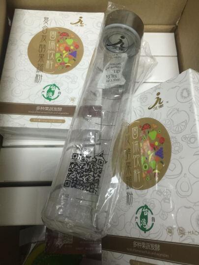 久衡(JH) 久衡酵素粉 台湾进口原料复合水果孝素 综合果蔬酵素原液果冻非减肥日本酵素代餐粉130g 十盒 晒单图