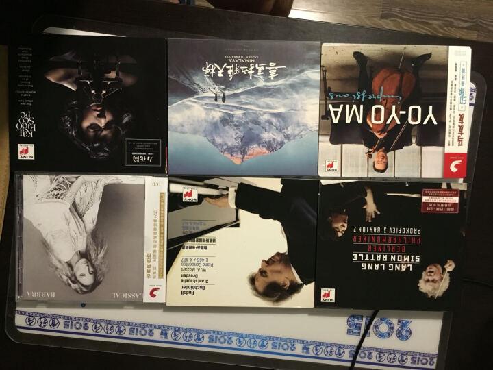 SONY 马友友:Yo-Yo Ma印象精选辑(2CD) 晒单图