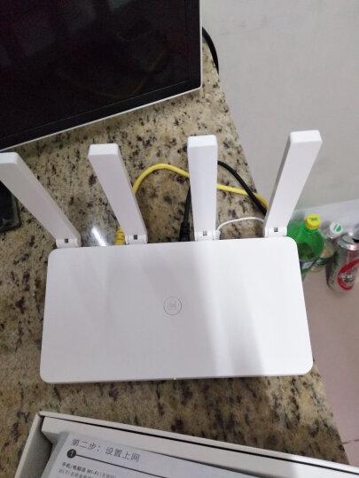 华为(HUAWEI)路由器WS5200增强版新无线wifi信号放大中继器漏油器增强穿墙王双频有线家用 WS5100双频【+2米网线】 晒单图