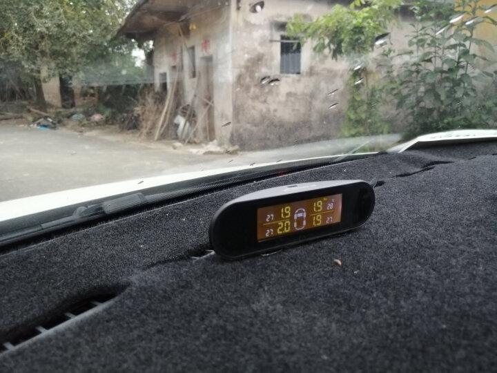 伟力通(Victon)胎压监测 VT800 无线外置 彩屏升级款 黑色 晒单图