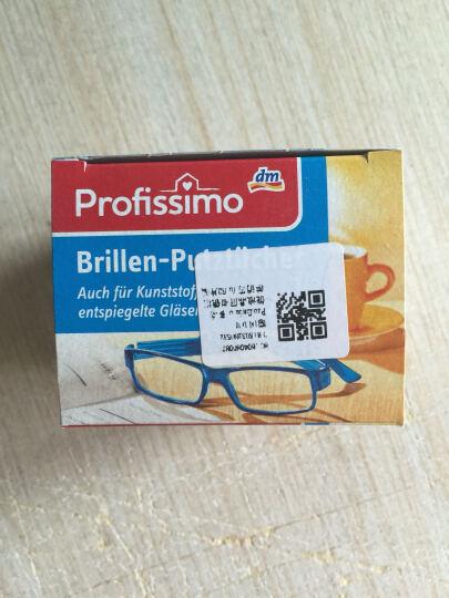 dm Profissimo德国进口眼镜布 液晶屏单反相机电脑清洁湿巾镜头纸52片 洁镜湿纸 晒单图