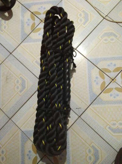 爱伯特(ibort)BT-3D38 UFC专业格斗体能训练绳 攀爬健身绳 晒单图