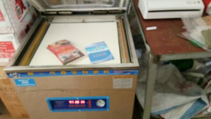 奥德居(AODEJU) 干湿两用抽真空封口机塑封商用食品真空包装机500型8MM工业泵 晒单图