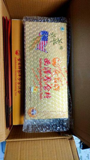 金日 西洋参含片0.6g/片*12片/盒*12盒 抗疲劳 人参皂甙 晒单图