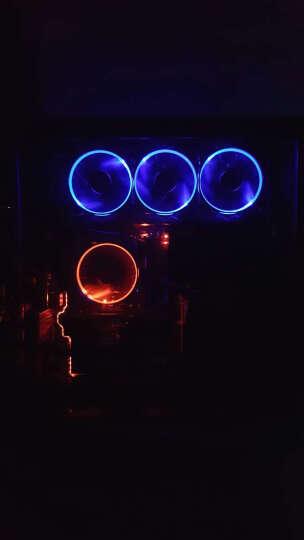 Tt(Thermaltake)Core X9 E-ATX方形机箱+Pacific RL240 水冷散热套件+ Riing 12厘米LED红色风扇 晒单图