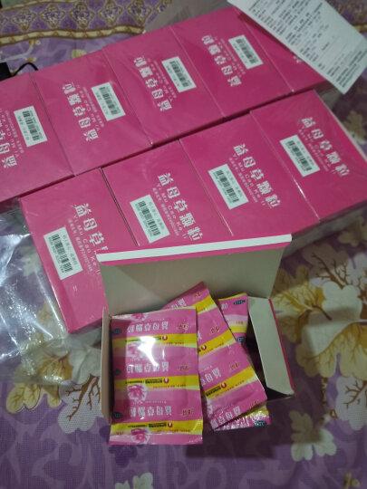维威 益母草颗粒 15g*16袋/盒(302230) 10盒装(妇科常备) 晒单图