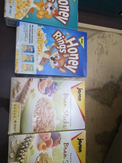 意大利进口捷森Jason即食冲饮谷物牛奶冲泡早餐儿童休闲零食坚果燕麦片 纤维全麦条180g 晒单图