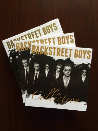 后街男孩:巨星套装 赠送唯一编号歌迷收藏卡及精美笔记本(7CD) 晒单图