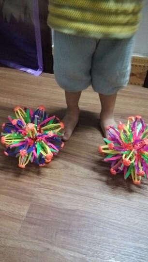 熙悦 百变魔术花球 散花抛球  儿童玩具 益智玩具 宝宝玩具 启蒙玩具 掌柜推荐 3个装 晒单图