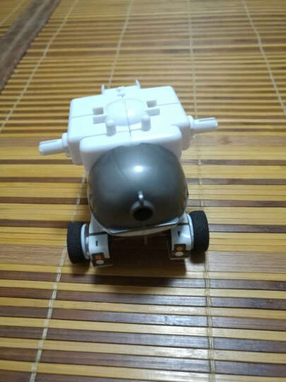 CUTE SUNLIGHT 新阳光 DIY拼装益智玩具科普教学小制作太阳能充电组装机器人 太阳能月球探险队-3合1 晒单图