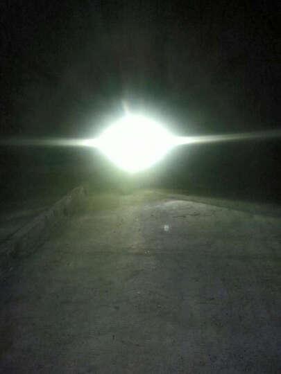 stwin 摩托车疝气灯35W套装 摩托车氙气灯泡 大灯改装HID远近双疝高亮灯泡 直流黄金光 晒单图