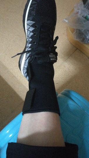 LP专业运动护踝扭伤防护固定男女崴脚护裸骨折脚踝护脚腕防护764 右男女 M 晒单图