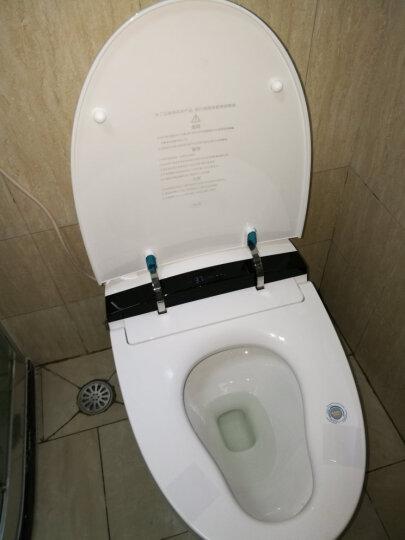 希箭/HOROW 智能马桶一体机座便器即热式无水箱全自动冲洗烘干坐便器 F5无水压限制 400坑距(区域送货上门) 晒单图