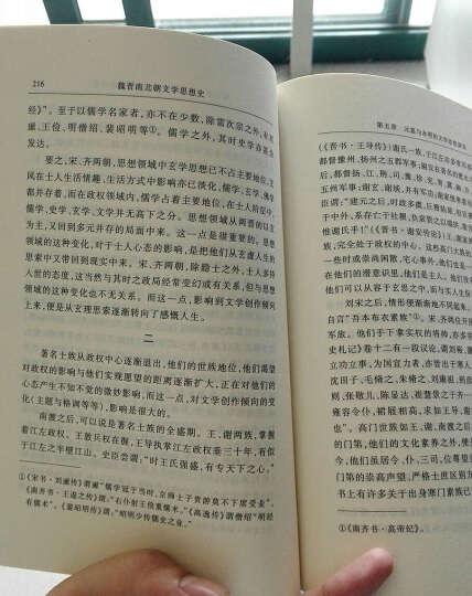 中国文学思想通史:魏晋南北朝文学思想史 晒单图
