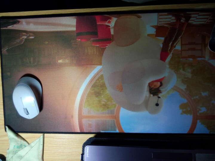 F.L  超大号电脑鼠标垫 高灵敏可水洗锁边加厚键盘鼠标垫大尺寸高达动漫魔兽世界游戏龙办公精品 高达80*30 晒单图