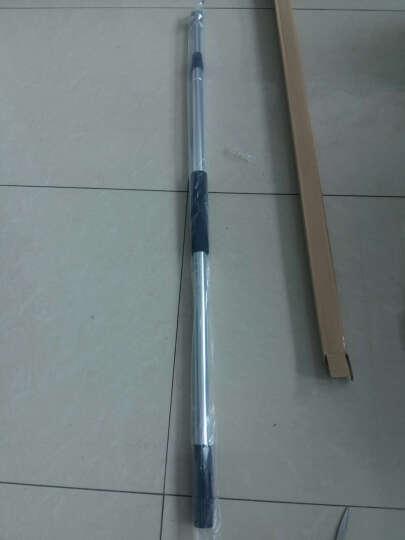惠斯特(Whist)不锈钢伸缩旗杆 导游旗杆 铝合金材质1.2米 2米 3米 旗杆 i8(1.2米旗杆) 晒单图