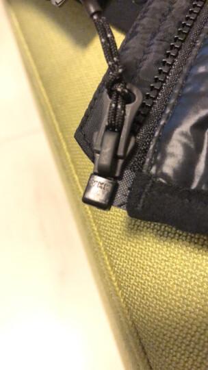 【预售】Adidas阿迪达斯男服羽绒服2019冬季新款连帽保暖运动外套轻便休闲防风男运动羽绒服 BS1588黑色 L 晒单图