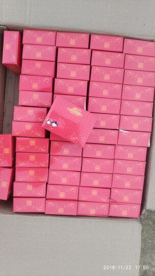 树宝之道结婚婚庆喜庆餐巾纸创意双层纸巾婚宴盒装餐巾纸抽纸婚礼面巾纸结婚纸巾喜庆盒装婚庆用品 娃娃喜1盒60抽 晒单图