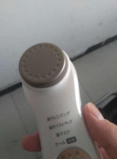日立CM-N4000美容仪 日本美容仪器 导入仪 日立N4000美容仪 电动洁面仪 N4000+城野医生化妆水 晒单图