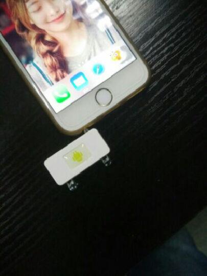 手机红外线遥控器 智能电视空调红外线遥控器精灵防尘塞 适用于苹果安卓 二代遥控器 晒单图