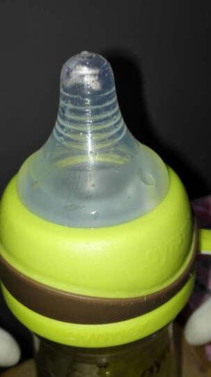 爱因美(aynmer) 爱因美 宽口径奶瓶专用母乳实感奶嘴单只装 十字孔 L适合6个月以上 晒单图
