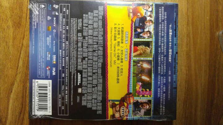像素大战双封面限量版(蓝光碟 BD50) 晒单图