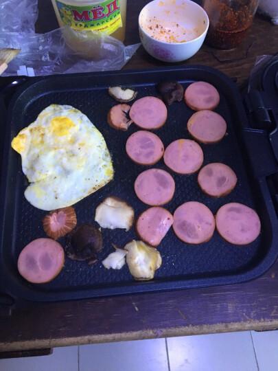 苏泊尔(SUPOR)电饼铛 煎烤机 烧烤炉JC3029R30-130 晒单图