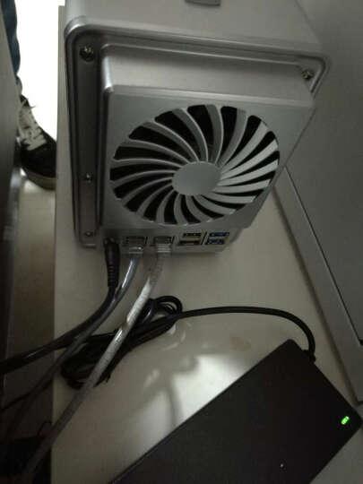 铁威马(TerraMaster)T4-430 Intel四核2.4Ghz 四盘位NAS网络存储云存储服务器 双千兆网口 晒单图