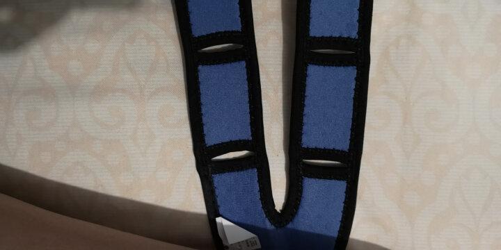 山途 TMT髌骨带护膝 运动男女士跑步篮球装备半月板损伤护具夏季薄款 FE36【升级硅胶加压条】【升级蜂窝透气材质】 均码(买一只送一只) 晒单图
