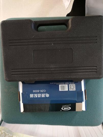 尤利特(UNIT)车载充气泵 YD-8113 汽车用金属测压便携式多功能电动轮胎打气筒冲气泵点烟器两用 带工具箱 晒单图