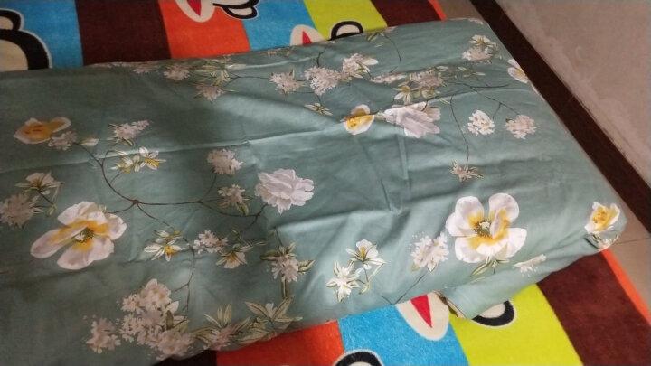 南极人(NanJiren)被套家纺 全棉斜纹印花被套 双人床被罩 单件 皇家风范 200*230cm 晒单图