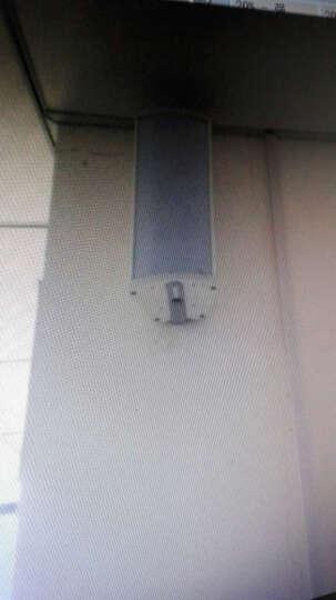 威斯汀(WESTDING) ZH系列室外户外定压防水壁挂音柱 公共校园广播系统公园车间喇叭 2720/40W一个 晒单图