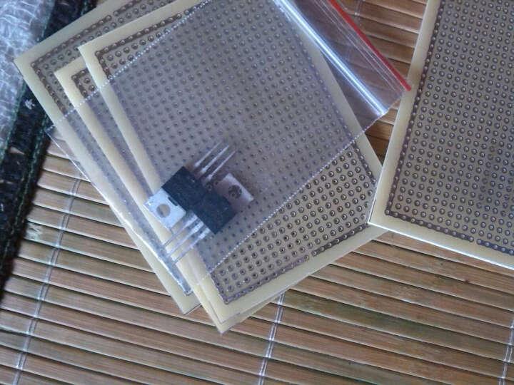云野 三极管IRF1404 TO220直插 N沟道MOSFET晶体管 全新原装(一个) 晒单图