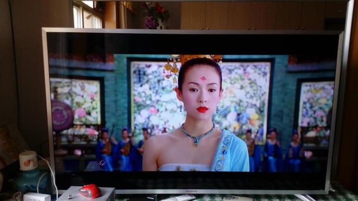 创维(Skyworth) 58V6 58英寸4K超高清彩电智能酷开网络液晶电视机(银色) 晒单图