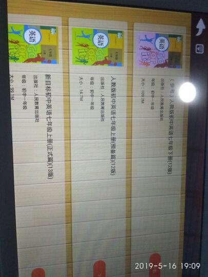 智力快车 八核学习机2+32G平板电脑幼儿小学初中高中同步点读机学习电脑儿童学生英语家教机 升级八核(2GB+32G版)+64G+电话手表 晒单图
