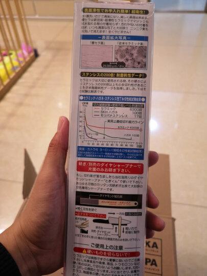日本进口 FOREVER 陶瓷刀 水果刀切菜刀片肉刀 樱花系列160mm 晒单图