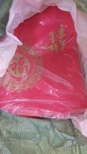 红色环保福字无纺布礼品袋 新贺年糖果茶叶白红名洋酒包装手提袋20个 28+9*36cm 20个 晒单图